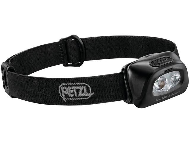 Petzl Tactikka+ RGB Headlight black